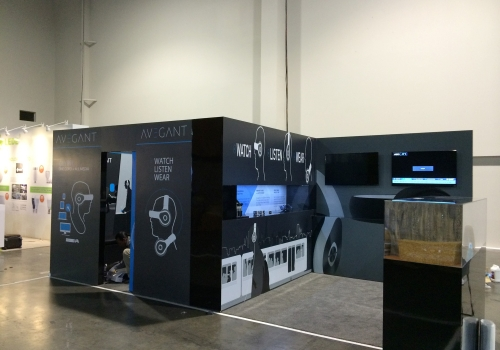 Custom Trade Show Exhibit Booth Design & Display Rental